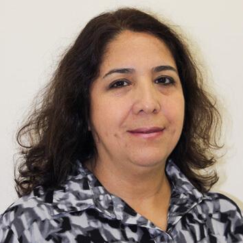 Profª. Drª. Luz Alcira Avila Rincon Alves