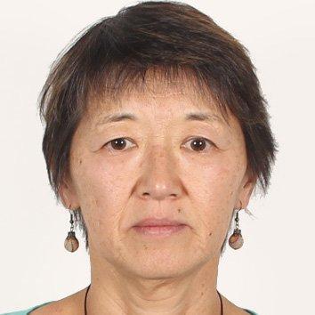 Professora Marina Jugue Chinem