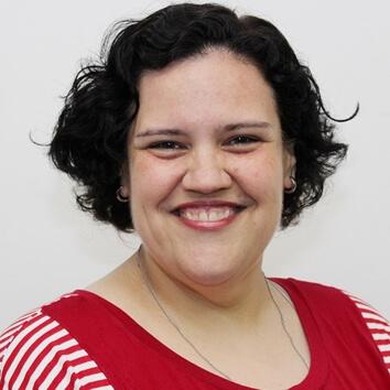 Professora Missila Loures Cardozo